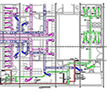 Steel Structural Fabrication Drawing Services Tekla - 1-763-270-8285
