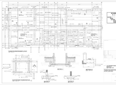 Rebar Detailing Services Shop Drawing Fabrications Bar Bending