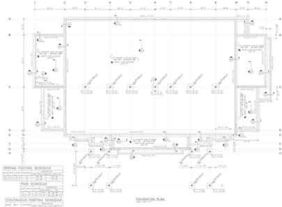 Structural Steel Detailing Services Tekla Structures Analysis